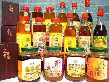桃園蜂蜜‧三奇蜜蜂生態農園